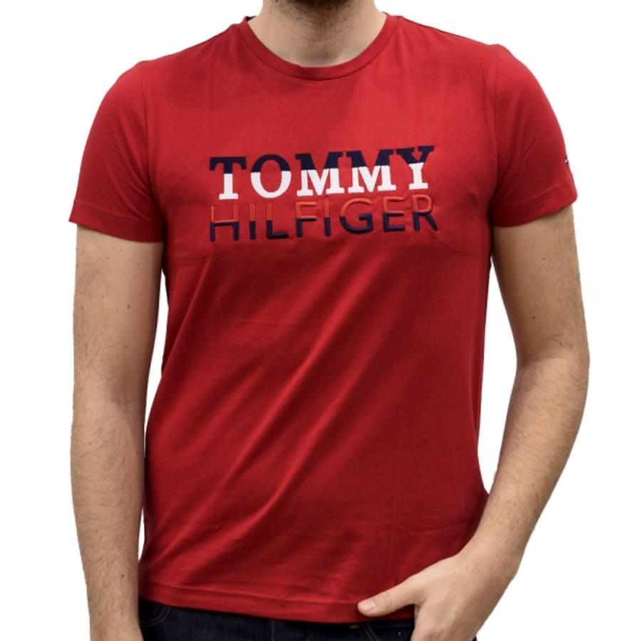 tommy hilfiger férfi póló