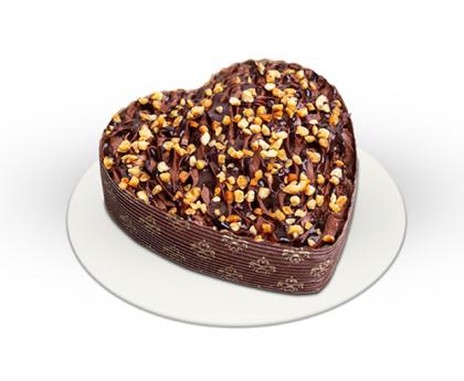 szív alakú torta rendelés